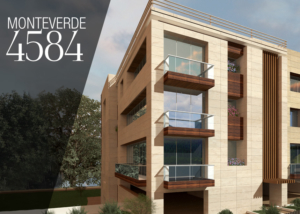Apartments for sale in monteverde MCP 4584